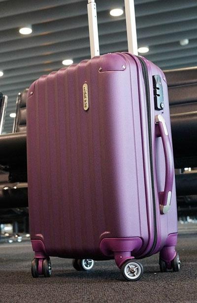 Voyage et bagages perdus